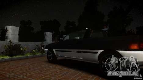 Blista Pick Up pour GTA 4 Vue arrière