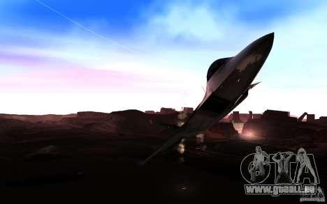 Die ENBSeries konfigurieren für schwache PC für GTA San Andreas dritten Screenshot