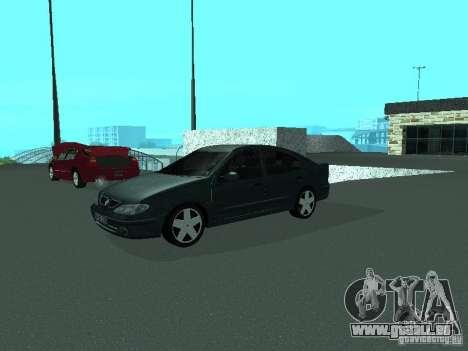 Renault Megane I pour GTA San Andreas vue de droite
