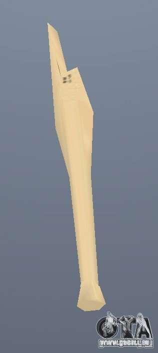 Broken Baseball Schlager GTA Vice City pour la deuxième capture d'écran