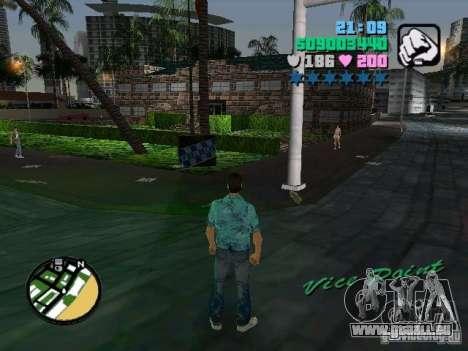 New Police GTA Vice City pour la troisième écran