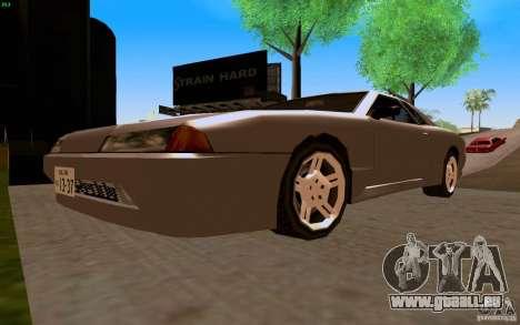 Nouvelle élégie pour GTA San Andreas vue arrière