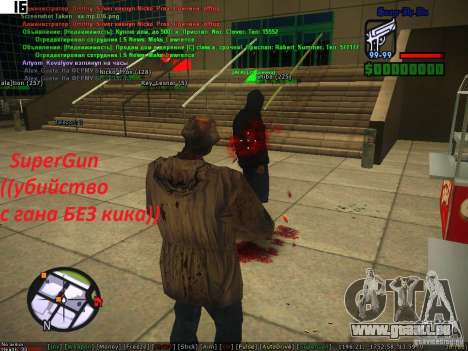 Sobeit for CM v0.6 für GTA San Andreas dritten Screenshot