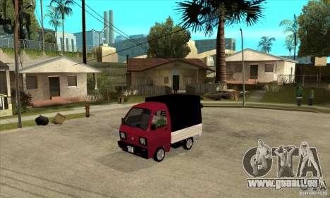 Suzuki Carry Kamyonet pour GTA San Andreas