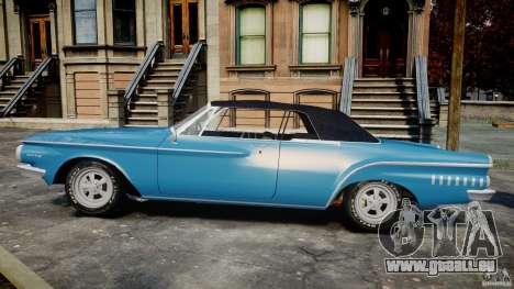 Dodge Dart 440 1962 für GTA 4 linke Ansicht