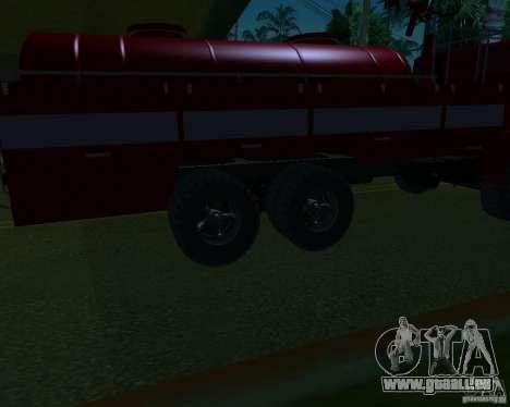 KAMAZ 53213 LD-5 für GTA San Andreas rechten Ansicht
