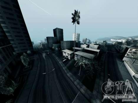 Setan ENBSeries pour GTA San Andreas deuxième écran