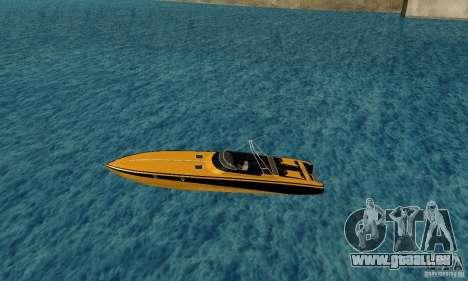 GTAIV TBOGT Blade pour GTA San Andreas laissé vue