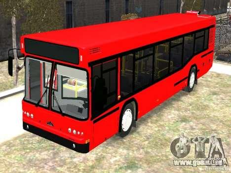 MAZ-5295 v2. 0 final für GTA 4