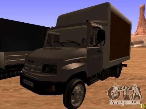ZIL 5301 Goby für GTA San Andreas Seitenansicht