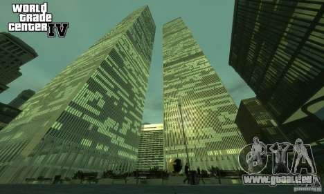 World Trade Center für GTA 4 achten Screenshot
