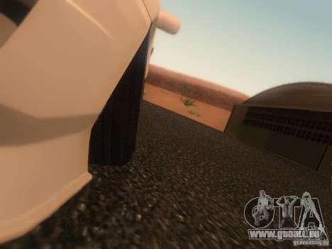 Nissan Skyline GTS R32 JDM pour GTA San Andreas sur la vue arrière gauche