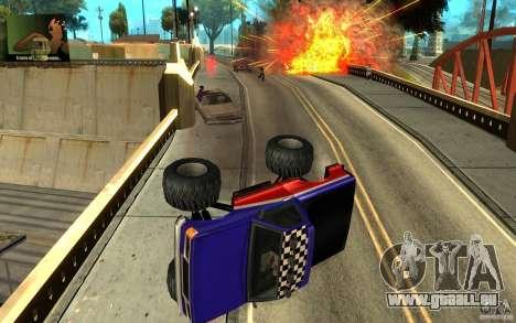 Ballas für GTA San Andreas her Screenshot