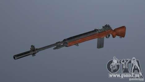 Grims weapon pack3 pour GTA San Andreas quatrième écran