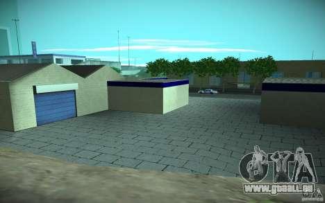 HD Garage in Doherty für GTA San Andreas sechsten Screenshot