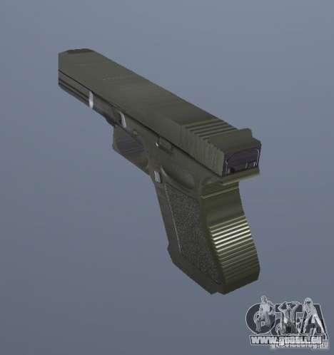 Glock 17 für GTA Vice City
