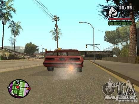 Overdose effects V1.3 pour GTA San Andreas onzième écran