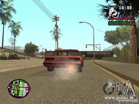 Overdose effects V1.3 für GTA San Andreas elften Screenshot