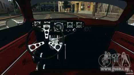 Walter Street Rod Custom Coupe pour GTA 4 Vue arrière
