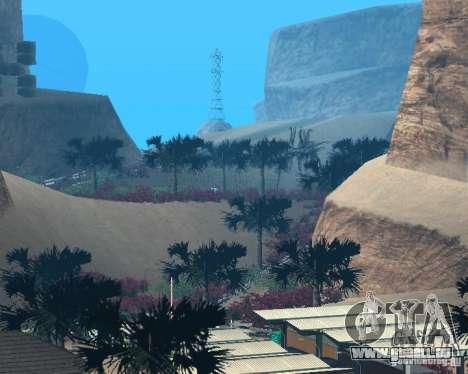 Modern Bone Country für GTA San Andreas zehnten Screenshot