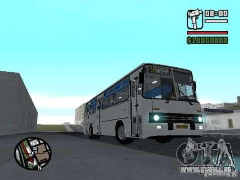 Ikarus 266 Stadt für GTA San Andreas