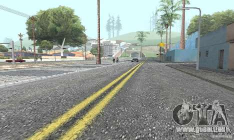 Grove Street 2012 V1.0 für GTA San Andreas siebten Screenshot