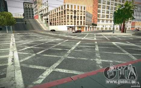 Route de HD (GTA 4 en Afrique du Sud) pour GTA San Andreas cinquième écran