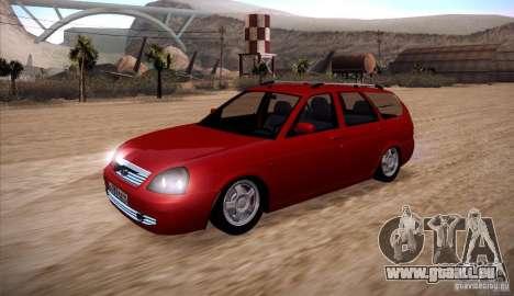 VAZ Lada Priora 2171 für GTA San Andreas