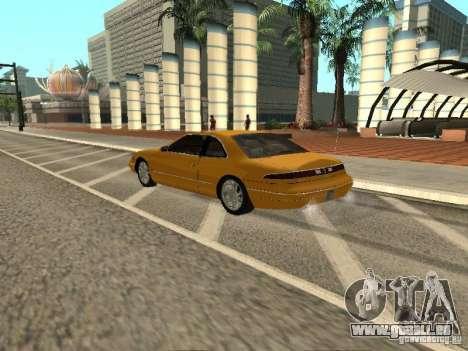 Lincoln Mark VIII 1996 für GTA San Andreas linke Ansicht