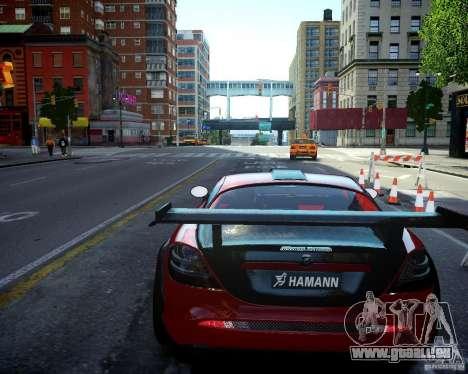 iCEnhancer 2.1 Final für GTA 4 Sekunden Bildschirm
