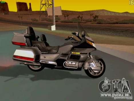 Honda Goldwing GL 1500 1990 g. für GTA San Andreas