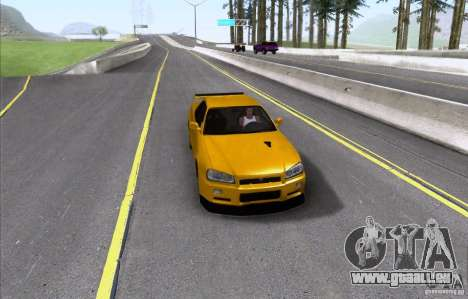 ENBSeries by HunterBoobs v2.0 pour GTA San Andreas