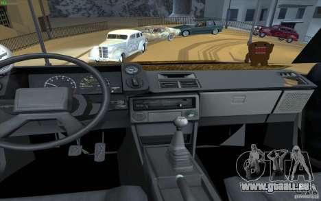 Elegy Rat by Kalpak v1 pour GTA San Andreas vue de côté