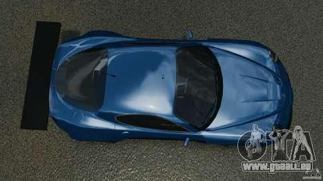 Alfa Romeo 8C Competizione Body Kit 1 für GTA 4 rechte Ansicht