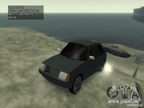 ZAZ Tavria 1102 pour GTA 4