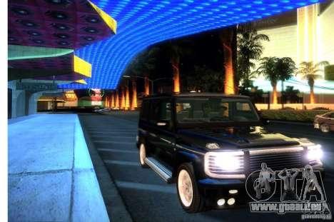 Graphic settings pour GTA San Andreas sixième écran