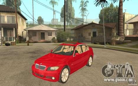 BMW 330i E90 v.2.0 für GTA San Andreas