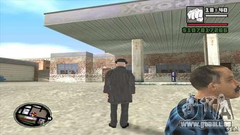 Tueur en série pour GTA San Andreas quatrième écran