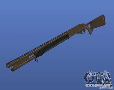 Weapon Textures pour GTA 4