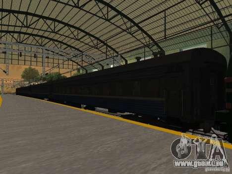 Eisenbahn-Änderung III für GTA San Andreas elften Screenshot