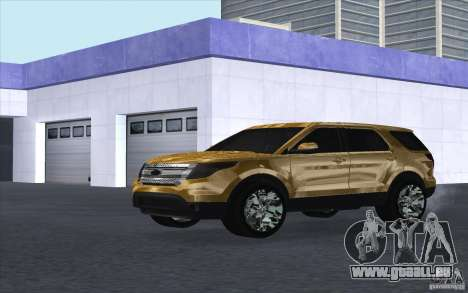 Ford Explorer Limited 2013 für GTA San Andreas
