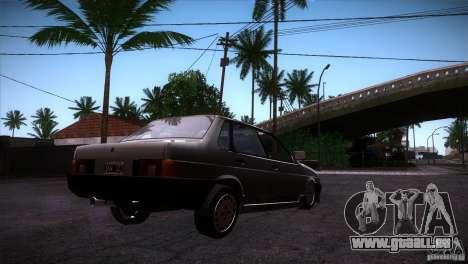 Fiat Regata für GTA San Andreas rechten Ansicht