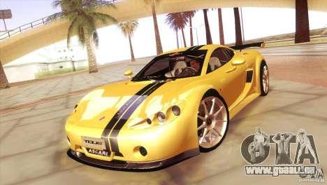 Ascari A10 pour GTA San Andreas
