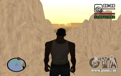 Mountain map für GTA San Andreas sechsten Screenshot