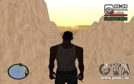 Mountain map für GTA San Andreas sechsten Screenshot