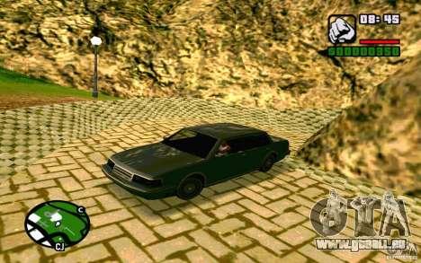 ENBSeries de Blaid pour GTA San Andreas quatrième écran