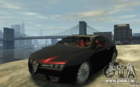 Alfa Romeo Brera pour GTA 4