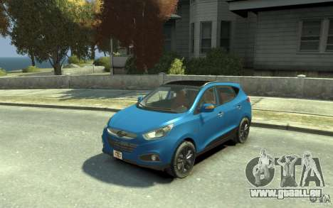 Hyundai IX35 2010 Beta für GTA 4
