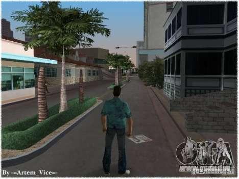New Ocean Beach pour GTA Vice City cinquième écran