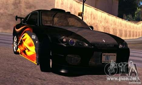 Nissan Silvia s15 tunable für GTA San Andreas linke Ansicht